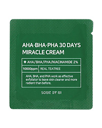 SOME BY MI AHA-BHA-PHA 30DAYS MIRACLE CREAM SAMPLE POUCH [ขนาดทดลอง]