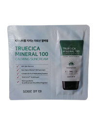 SOME BY MI TRUECICA MINERAL 100 CALMING SUNCREAM SAMPLE POUCH [ขนาดทดลอง]